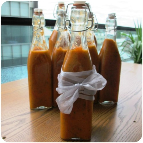 Home made tomato pasta sauce