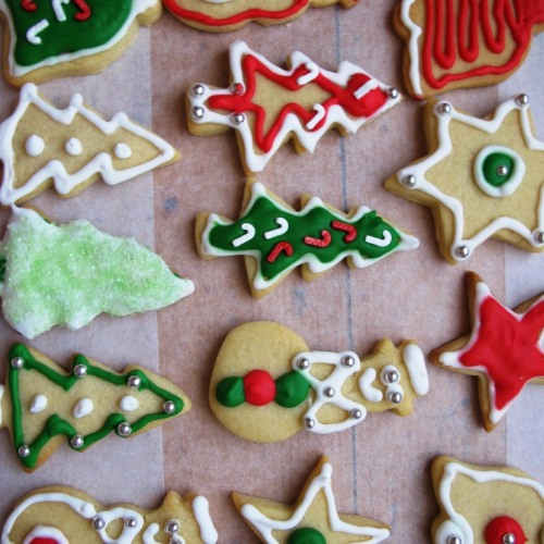 Best Chrismtas rolled sugar cookies