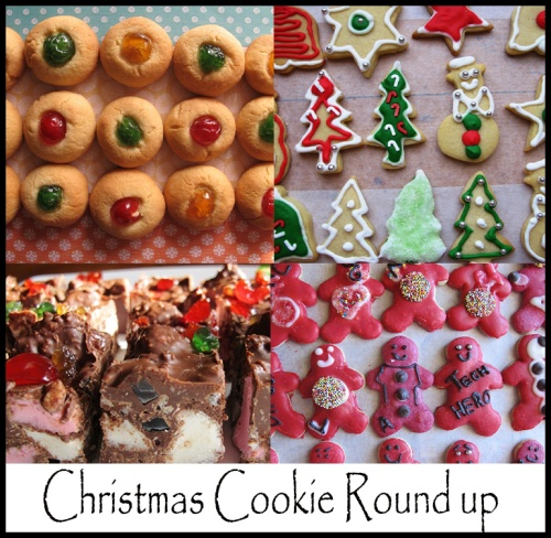 Best Christmas Cookie Round up