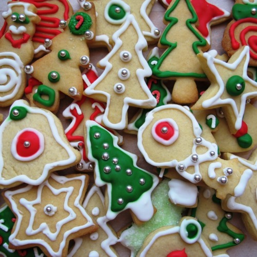 Best Chrismtas rolled sugar cookies III