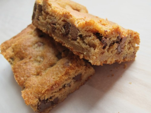 Chew peanut butter brownie